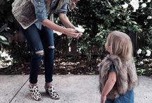 mama a dcera moda