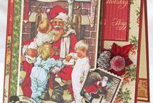 Hjemmelavet julekort