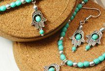 Hamsa Jewelry And Findings