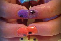 nail art / Gel nail art