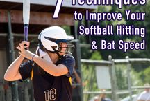 Softball Techniques and Drills