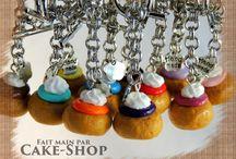 Les gourmandises de Cake-Shop