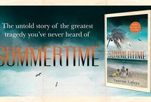 Vanessa Lafaye's Summertime / Summertime is a beautiful and horrifying fictionalised account of one of the most devastating natural disasters in US history, the 1935 Labor Day Hurricane.   Summertime is out in hardback, eBook and audio on 15th January 2015