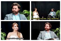 Jennifer Lawrence / I had to...