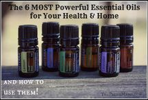 Essential oils / DoTERRA Wellness Advocate http://mydoterra.com/herbalmomma / by For the Love of Dixie {Lauren Flake}