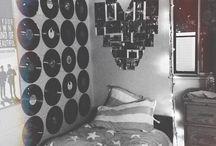 Grunge / bohemian bedroom ideas
