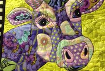 quilting animals