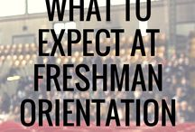Orientation Ideas