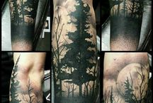 tatoo wood