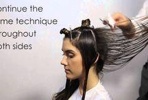 Hair Cutting Tutorials