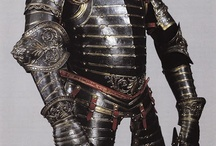 Fencing or C&T armour options