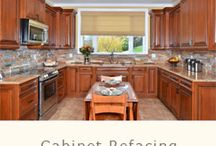 Cabinet Refacing - The Alternative to Remodeling / Refacing your kitchen cabinets is the most economical way to upgrade your kitchen. Save On Kitchens of Delaware has years of professional experience, turning kitchens of yesterday into the kitchens of tomorrow.