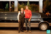 Celebrities & Limos / Photos of celebrities who use limousines