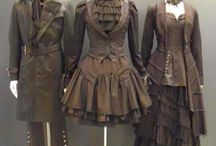 Steampunk dress / by Ardyth Hill Brady