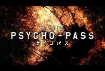 Everything Psycho Pass anime!