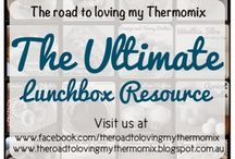 Thermomix lunchbox ideas