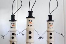 Christmas Decorating / by Heidi Bailey