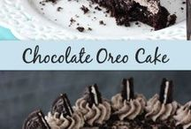 Oreo Cake Recipes