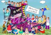 detské tablo