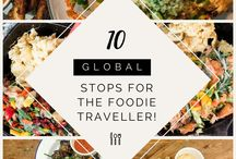 World Foods / Hungry? Here's our selection of world foods you have to try when fortunate enough to visit these fantastic countries. Ravenous Travellers | Travel Blog