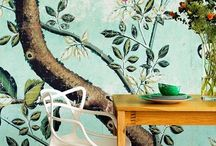 Chinoiserie Chic / Beautiful examples of Chinoiserie Chic home decor and great Ideas for oriental-style decoration.