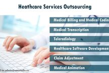 Outsource Healthcare Services Provider / Sam studio is specialized in healthcare services outsourcing like   medical billing and medical coding, medical transcription, teleradiology, healthcare software development, claim adjustment service and medical animation services.  http://www.samstudio.co/health-care-service/