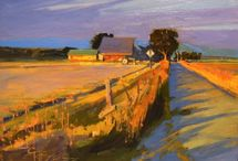 awatercolor landscapes / by Toni Hanson