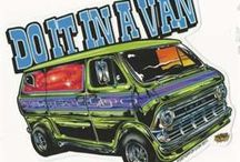 Vintage van goodness