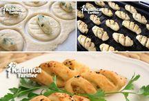 hamur ve kurabiye şekileri
