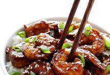 Sea food goodness / Food