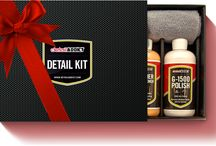 "DetailAddict Automotive Kit / Automotive detailing kit packaged to target a particular problem you have on your car. For example, headlights restoration, swirl marks removal, paint revival, car spa kit, and etc. <a href=""http://www.detailaddict.com/shop"" target=""_blank"" >Detail Addict</a>"