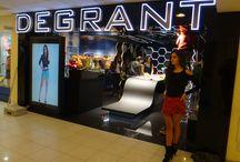 Inauguração loja  Degrant no Polo Modas