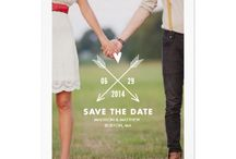 Bruiloft - kaartje