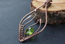 Art Jewely, Wirework