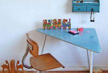 Kinderkamerinspiratie hout / Inspiratie voor de kinderkamer in hout