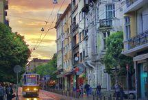 Praga, Budapest, Sofia, Stambul, Beirut / Ciudades 2020