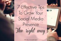 Social Media Tutorials and Resources