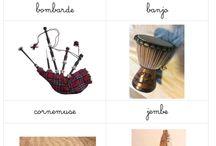 Musique instrument