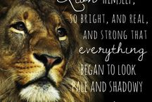 The LION of the tribe of Judah / by Syd Osenbaugh