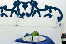 Bed Headboard Graphic