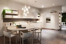 Ki - Kitchen and Bathroom / Design by Nendo for Scavolini | A new kitchen and bathroom concept. / by Scavolini