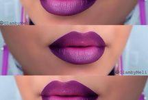 Makeup / by Candee Kiara