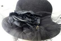 шляпки и головные уборы