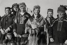 Samis - Laponie