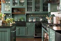 Favourite kitchens