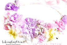 BLUMENKRÄNZE FLOWERCROWNS TIARAS / Blumiger Haarschmuck von Lebenslust2in1.de und anderen Designern: Hier gibt es eine Produktübersicht und  Inspiration, Tragebeispiele, Frisuren mit Blumenhaarschmuck, Blumenkronen für Bräute, Ideen für Blumenmädchen zum Festival, für die Hochzeit, für Bälle und Festivitäten. Blumenkränze für die Partyqueen und für das romantische Treffen ... stets ein wunderschönes Accessoire ... hier findet ihr einen großen Überblick von Blumen-Haarschmuck