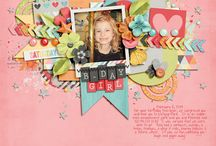 Digi Pages I Like / by Molly McCarthy
