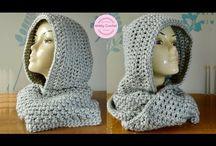 bufandas lana