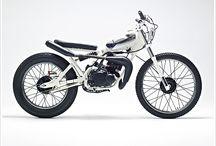 Crazy light moto