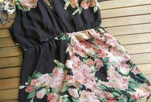 combishort / fashion summer clothes beachwear. Mode été tenues de ville et de plage.